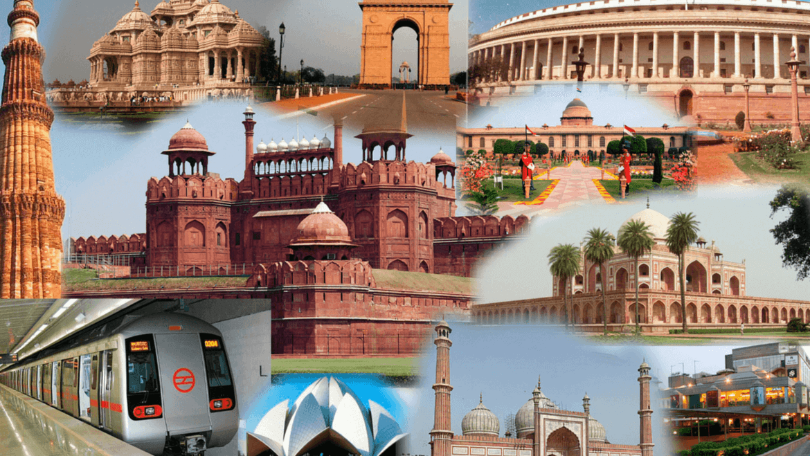 Cue Card On Tourist Destinations In India